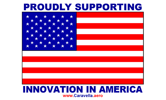 proudly supporting innovation in America