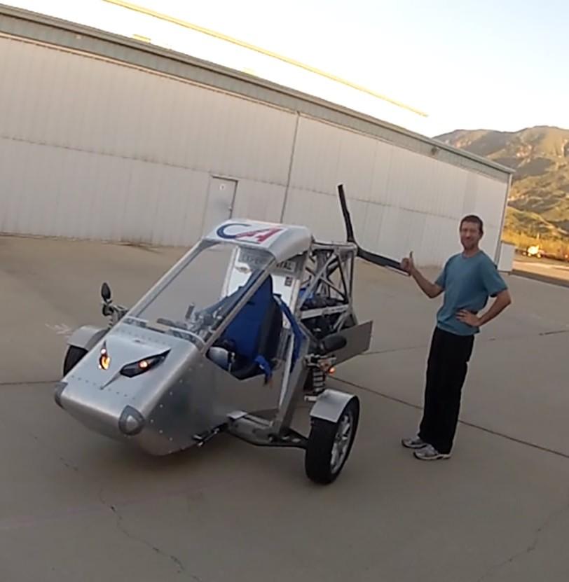 Contact Joe, Jr. of Caravella Aerospace